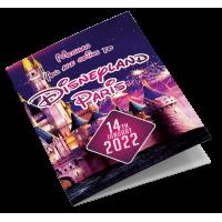 Disneyland Paris Surprise Card For Children