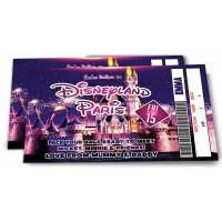 Disneyland Paris Surprise Invitation For Children
